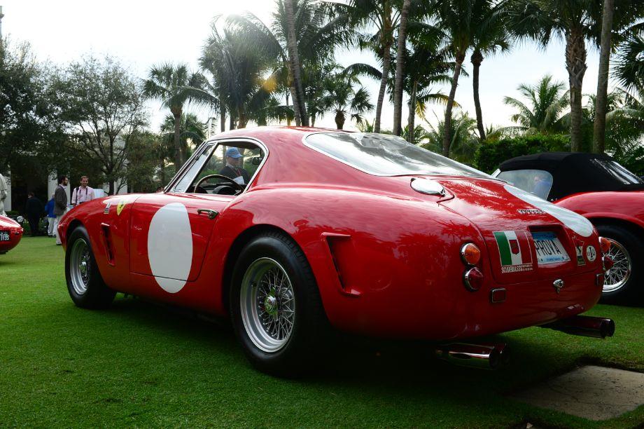 1960 Ferrari 250 GT SWB Competizione Serial number 2083 GT