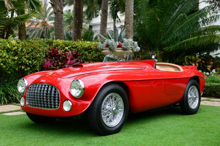 1951 Ferrari 212 Export Barchetta 0136E