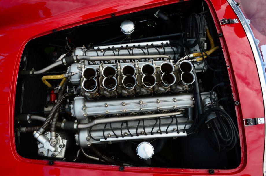 1958 Ferrari 335 S - Serial 08764