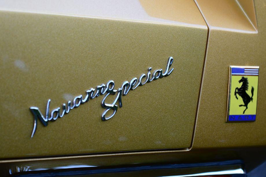 """1966 Ferrari 330 GT 2+2 Progo Serial number 7979 """"Golden Car"""""""