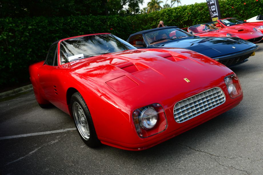 1969 Ferrari 365 GT NART Speciale Serial 12611