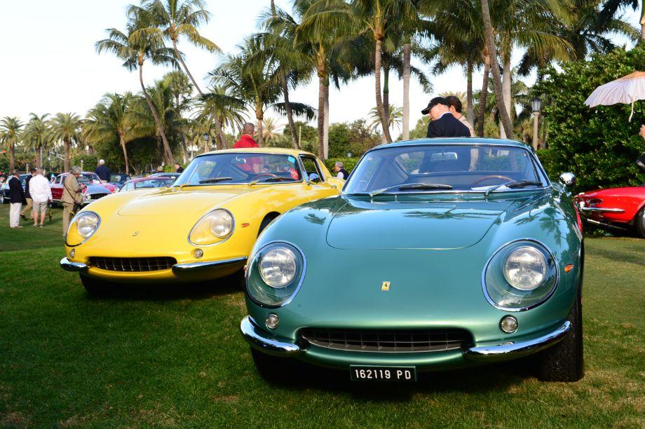 1966 Ferrari 275 GTB Serial #08545.