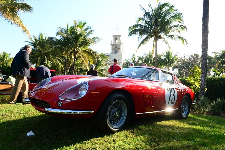 1966 Ferrari 275 GTB/C Serial number 09073