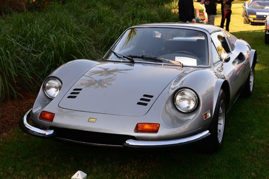 1974 Dino 246 GTS Serial 06432.