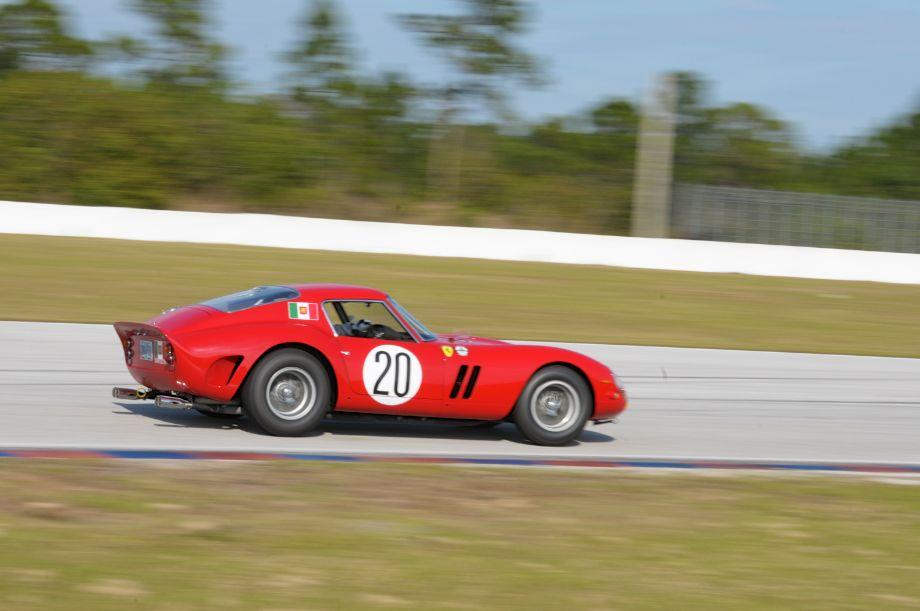 1962 Ferrari 250 GTO serial number 4757GT