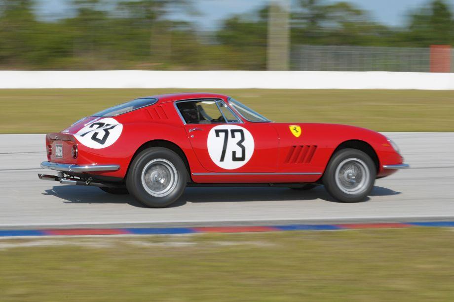 Ferrari 275 GTB/C s/n 09073
