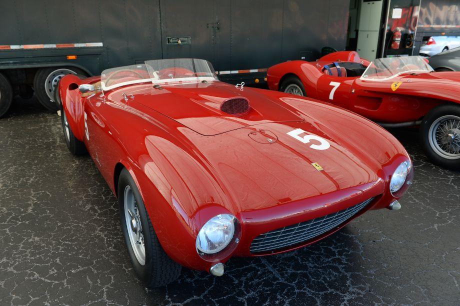 Ferrari 375 MM s/n 0372AM