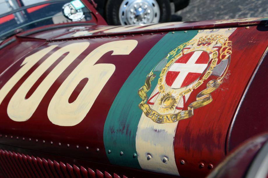 Alfa Romeo 8c 2300 MM s/n 2111033