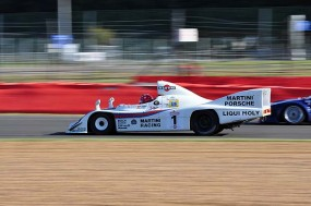 Class Champion Jean Marc Luco in his Porsche 936. Photo: Simon Wright
