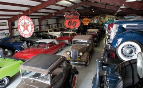 Charlie Thomas Collection Offered by RM Auctions
