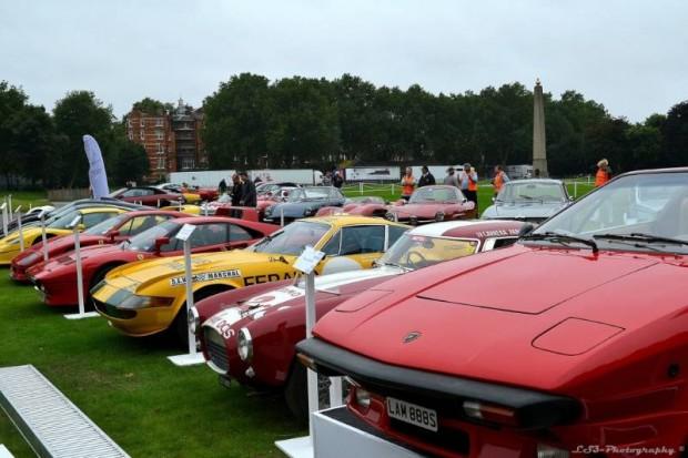 Chelsea Auto Legends 2012