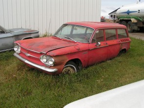 Chevrolet Corvair Wagon