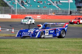 Chevron B31 of Russel Busst and David Freeman. Photo: Simon Wright