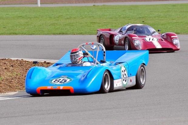 1970 Taydec Mk3 of Andrew Middleton