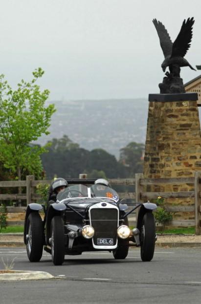 1936 Delage D670 Le Mans