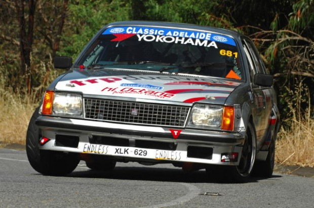 1981 Holden Commodore of Adam Poole