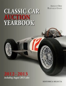Classic Car Auction 2012-2013 cover