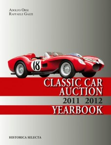 Classic Car Auction Yearbook 2011-2012, Book Cover