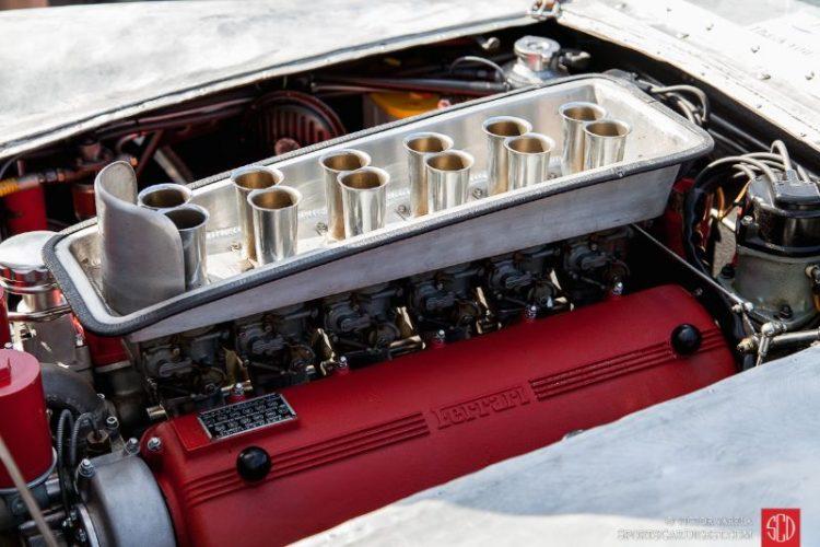 Peter Giacobbi's 1959 Ferrari Testa Rossa