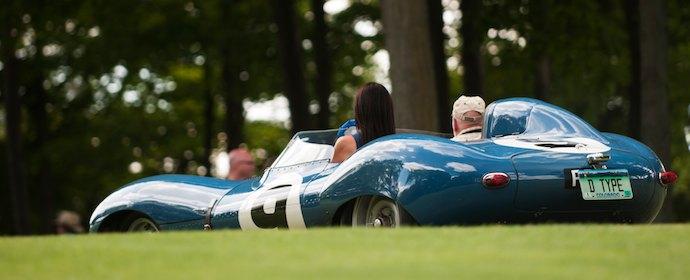 Jaguar D-Type, Jim Taylor