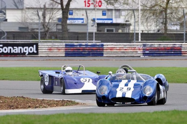 1963 Cooper Monaco King Cobra and 1973 Chevron B23