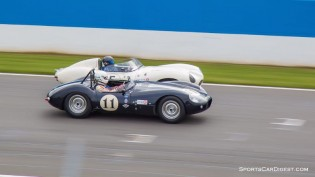 Cooper T38 and Jaguar D-type