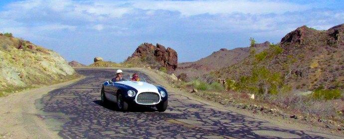 1953 Ferrari 340 MM Le Mans Spider