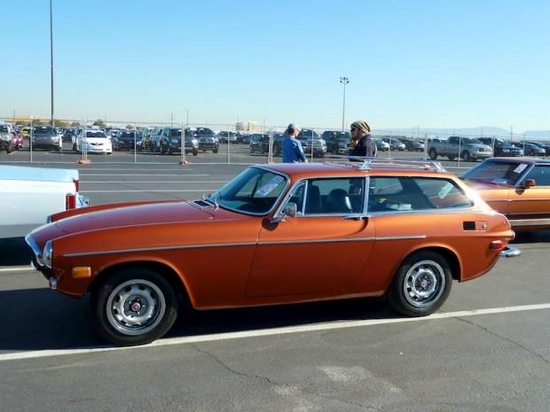 1973 Volvo P1800ES Sport Wagon