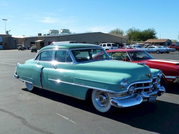 Cadillac 62 4-Dr. Sedan