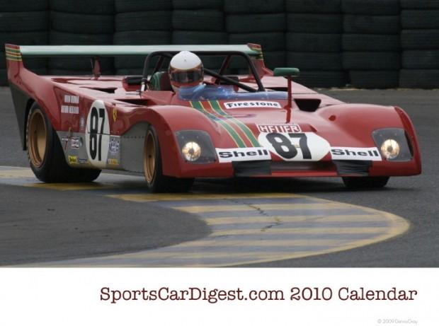 2010 Sports Car Digest Calendar