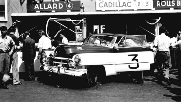 Briggs Cunningham Cadillac 61 Coupe Le Mans