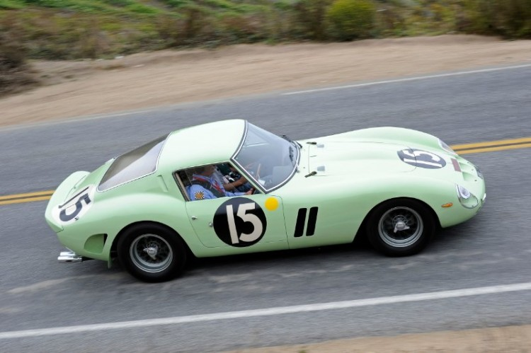 1962 Ferrari 250 GTO s/n 3505GT