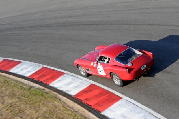 Ferrari 250 GT Tour de France Algarve Historics
