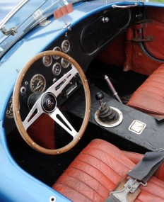 Well-preserved AC Cobra