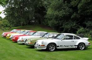 Porsche 911 RS, Porsche Concours