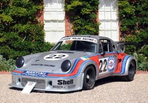 Classics at the Castle Porsche Concours