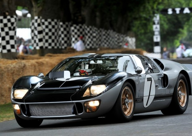 Ford GT40 Mark II Chassis XGT-2