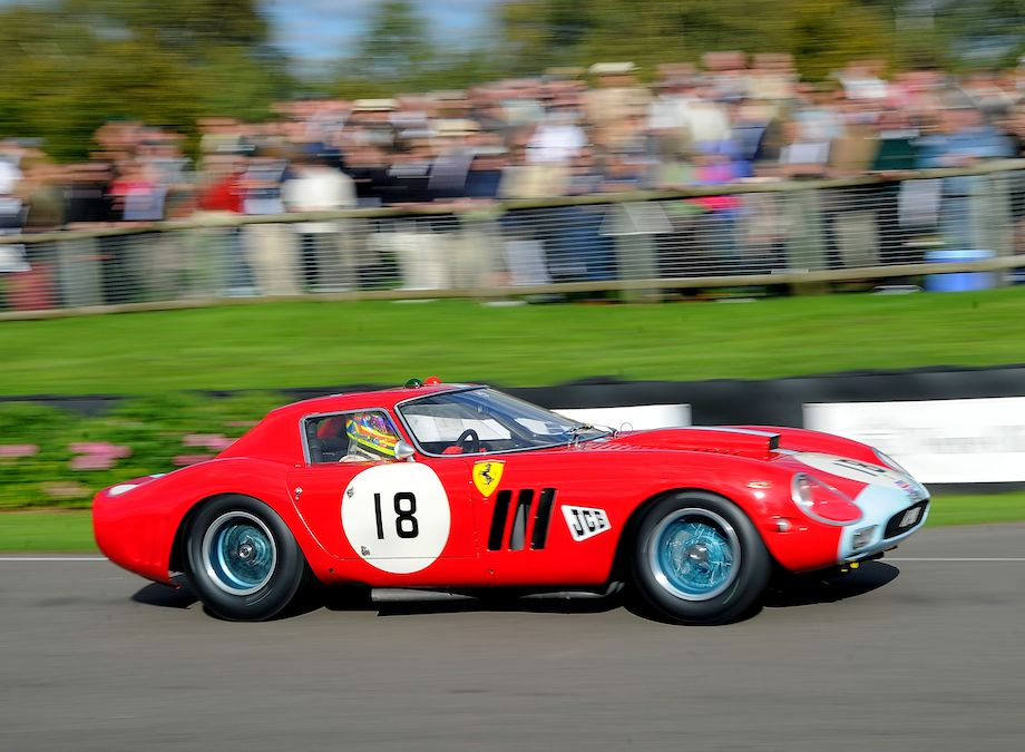 Ferrari 250 GTO/64 of Sir Anthony Bamford