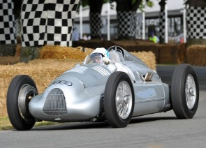 1938 Auto Union Type D Nick Mason