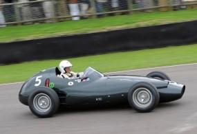 BRM Type 25 - Gary Pearson