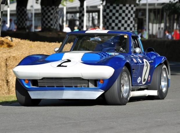 Chevrolet Corvette Grand Sport Chassis 003