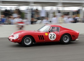 Ferrari 250 GTO at Goodwood Revival 2010