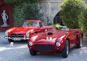 1953 Ferrari 375 MM Spider