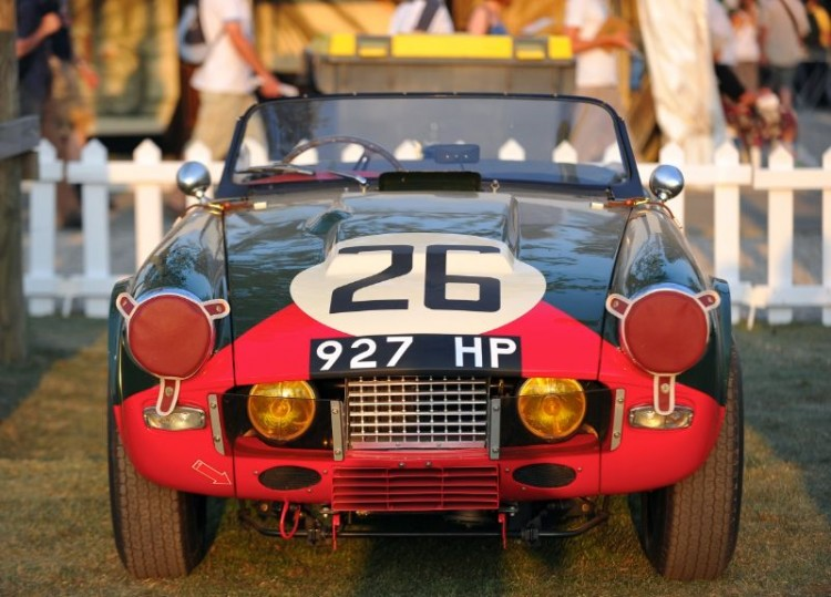 Le Mans Classic 2010 - Behind the Scenes
