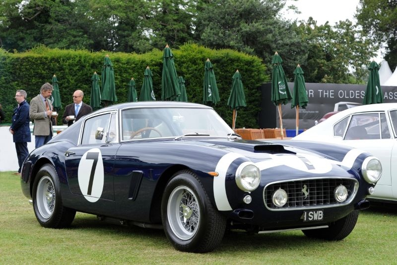 Ferrari 250 Gt Swb Competition Profile History Photos