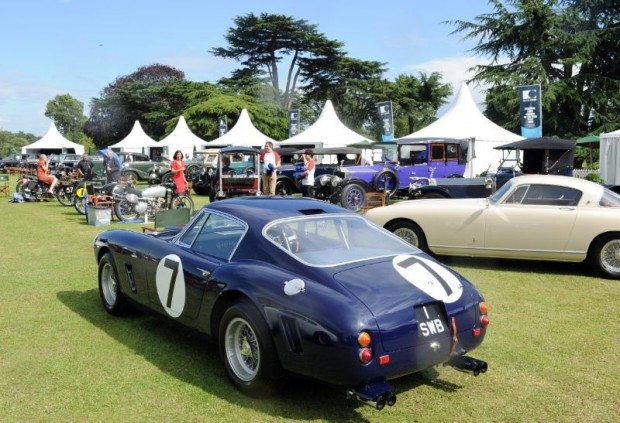 1961 Ferrari 250 GT SWB Berlinetta Competizione, Chassis 2735, ex-Rob Walker and Stirling Moss