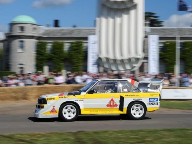 1985 Audi Sport Quattro S1 E2 Group B