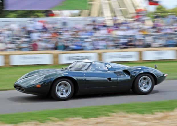 1965 Jaguar XJ13 at Goodwood