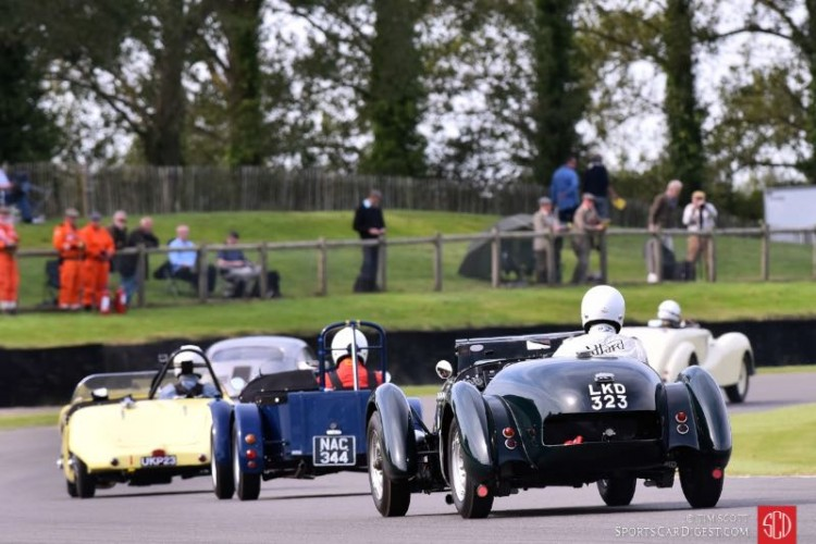 Goodwood Revival 2015 - Fordwater Trophy