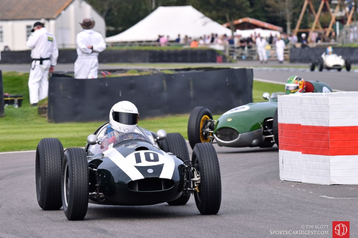 Race-winning 1958 Cooper-Climax T45/51 of Rod Jolley